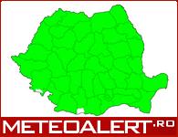 Avertizari Meteo Romania